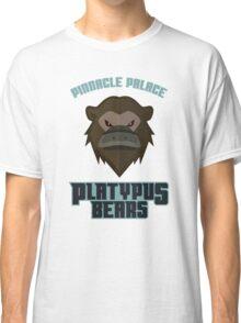 Pinnacle Palace Platypus Bears Classic T-Shirt