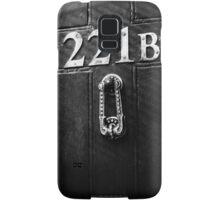 Sherlock BBC Iphone case 221 Samsung Galaxy Case/Skin