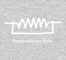 Resistentia est futile - Latin T Shirt Kids Clothes