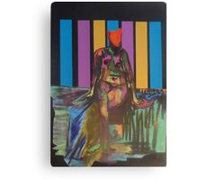 Lets Party by Tristana Fitzgerald Canvas Print