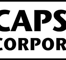 DBZ Capsule Corporation Company // DragonBall Z by VisualAffection