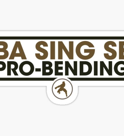 Badgermoles Practicewear Sticker