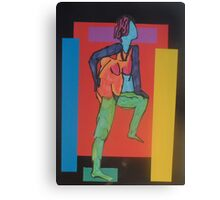 Stepping Out by Tristana Fitzgerald Canvas Print