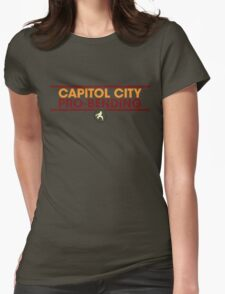 Cat Gators Practicewear Womens Fitted T-Shirt