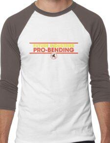 Fire Ferrets Practicewear Men's Baseball ¾ T-Shirt