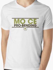 Mongoose Lizards Practicewear Mens V-Neck T-Shirt