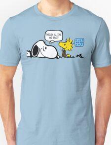 We'll Be the Best Friends... Unisex T-Shirt