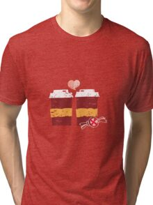 Coffee for Two Tri-blend T-Shirt