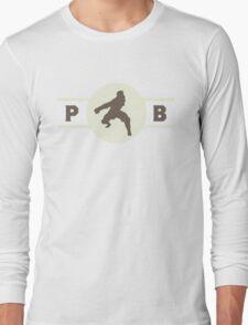 Badgermoles Pro-Bending League Gear (Alternate) Long Sleeve T-Shirt