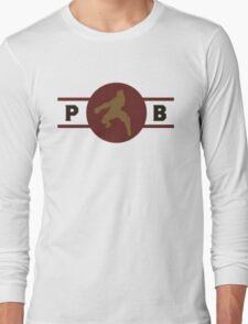 Boarcupines Pro-Bending League Gear Long Sleeve T-Shirt