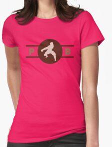 Buzzard Wasps Pro-Bending League Gear Womens Fitted T-Shirt