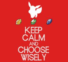 Choose Wisely, Evee. by Warlock85