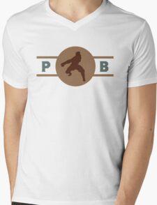 Buzzard Wasps Pro-Bending League Gear (Alternate) Mens V-Neck T-Shirt