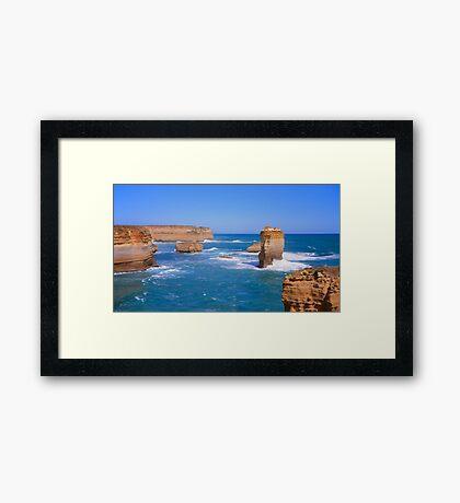 Great Ocean Road Victoria, Port CampBell National Park Framed Print