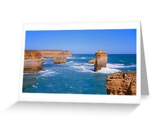 Great Ocean Road Victoria, Port CampBell National Park Greeting Card