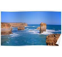 Great Ocean Road Victoria, Port CampBell National Park Poster