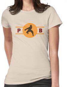 Cat Gators Pro-Bending League Gear (Alternate) Womens Fitted T-Shirt