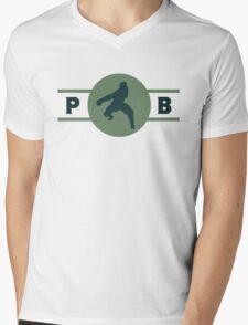 Eel Hounds Pro-Bending League Gear (Alternate) Mens V-Neck T-Shirt
