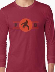 Fire Ferrets Pro-Bending League Gear (Alternate) Long Sleeve T-Shirt