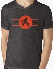 Fire Ferrets Pro-Bending League Gear (Alternate) Mens V-Neck T-Shirt