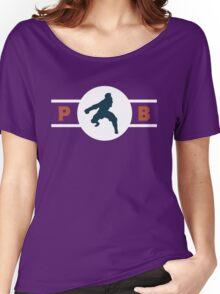 Komodo Rhinos Pro-Bending League Gear Women's Relaxed Fit T-Shirt