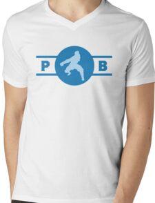 Lion Vultures Pro-Bending League Gear Mens V-Neck T-Shirt