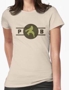Mongoose Lizards Pro-Bending League Gear Womens Fitted T-Shirt