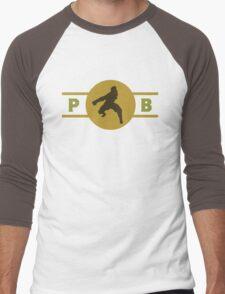 Mongoose Lizards Pro-Bending League Gear (Alternate) Men's Baseball ¾ T-Shirt