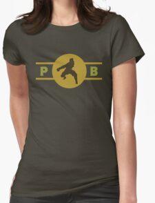 Mongoose Lizards Pro-Bending League Gear (Alternate) Womens Fitted T-Shirt