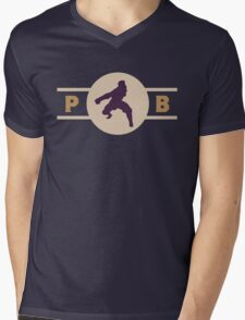 Moose Lions Pro-Bending League Gear (Alternate) Mens V-Neck T-Shirt