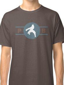 Ostrich Horses Pro-Bending League Gear Classic T-Shirt
