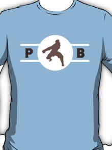 Ostrich Horses Pro-Bending League Gear (Alternate) T-Shirt