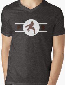 Ostrich Horses Pro-Bending League Gear (Alternate) Mens V-Neck T-Shirt