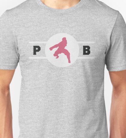 Rabaroos Pro-Bending League Gear (Alternate) Unisex T-Shirt