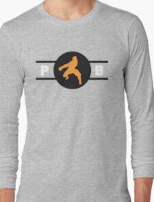 Tigerdillos Pro-Bending League Gear Long Sleeve T-Shirt
