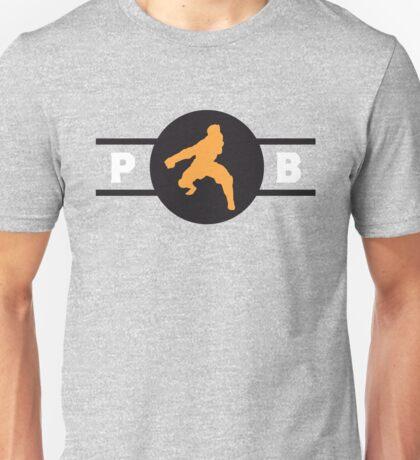 Tigerdillos Pro-Bending League Gear Unisex T-Shirt