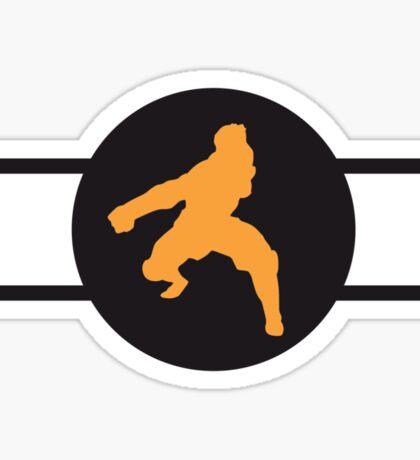 Tigerdillos Pro-Bending League Gear Sticker