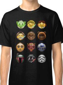 Emoji Wars Classic T-Shirt