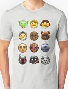 Emoji Wars Unisex T-Shirt