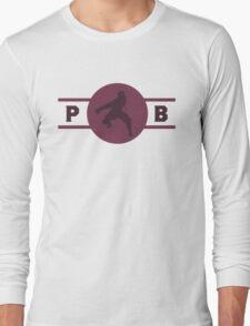 Wolfbats Pro-Bending League Gear (Alternate) Long Sleeve T-Shirt