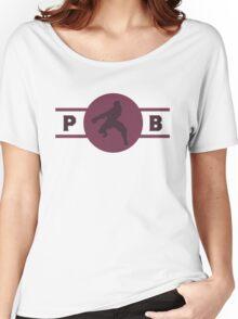 Wolfbats Pro-Bending League Gear (Alternate) Women's Relaxed Fit T-Shirt