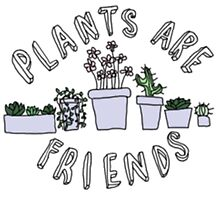 plants are friends by xeppelin