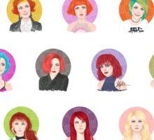 HW Pattern Sticker