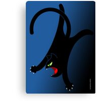 NINJA CAT 2 Canvas Print
