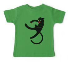 NINJA CAT 3 Baby Tee