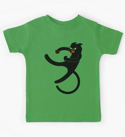 NINJA CAT 3 Kids Tee
