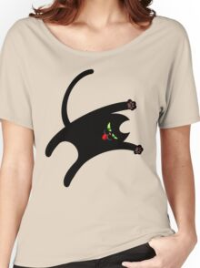NINJA CAT 1 Women's Relaxed Fit T-Shirt