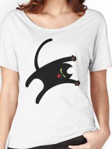 NINJA CAT 1 Women's Relaxed Fit T-Shirt