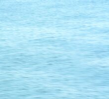 Colors of the Sea Water - Clear Blue by Lena127