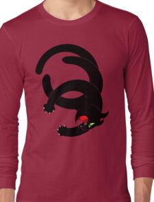 NINJA CAT 4 Long Sleeve T-Shirt